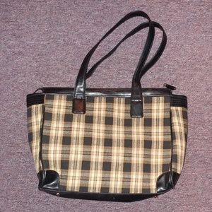 Interested tote/purse